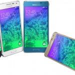 Samsung Galaxy Alpha și rama sa metalică (preț, specificații și video)
