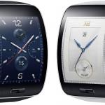 Samsung Gear S – ceas inteligent și telefon la preț de smartphone