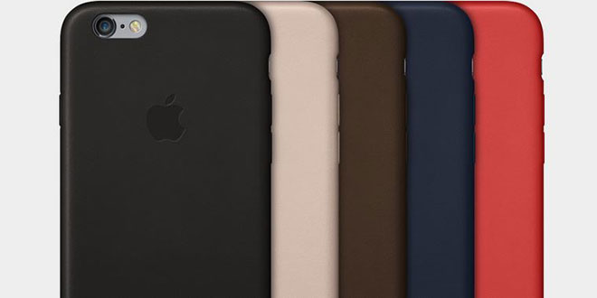 iPhone 6 leather