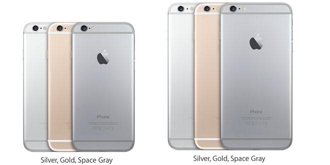 Culorile iPhone 6