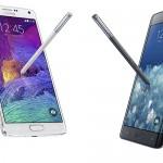 Samsung Galaxy Note 4 și Galaxy Note Edge – un phablet cu două fețe
