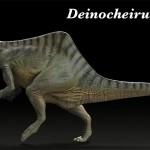 """Deinocheirus mirificus – dinozaurul cu """"brațe teribile"""" are acum și corp"""