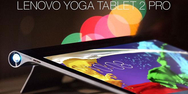 Yoga Tablet 2