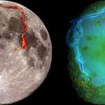 Oceanus Procellarum – Omul din Lună are origini vulcanice