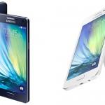 Galaxy A5 și Galaxy A3, cele mai subțiri smartphone-uri Samsung