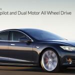 Tesla Model S P85D, 60D și 85D – două motoare și pilot automat