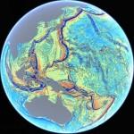 Mii de munți submarini descoperiți cu ajutorul sateliților