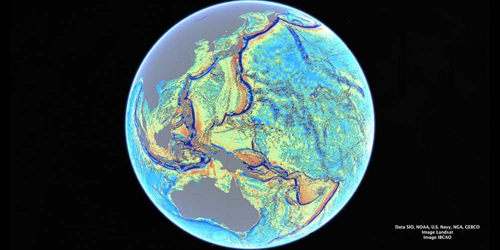 seamounts Pacific