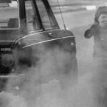 Expunerea la poluarea cauzată de trafic în timpul sarcinii poate afecta plămânii copilului