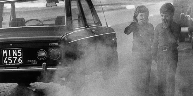 poluare trafic