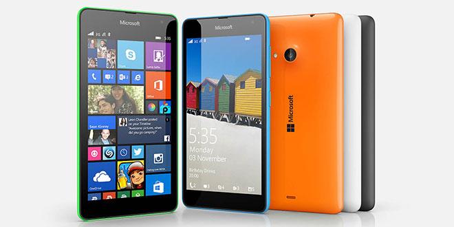 Lumia 535 Dual-SIM