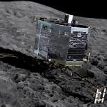 Philae a ajuns pe cometa 67P/Churyumov–Gerasimenko