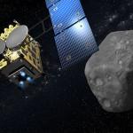 Hayabusa2 a pornit către asteroidul 1999 JU3