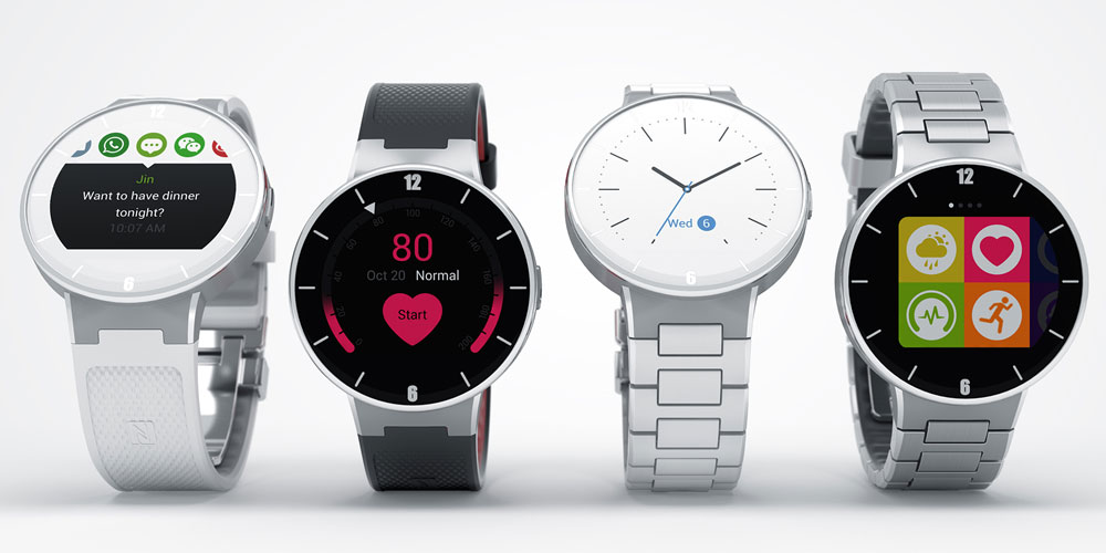 Alcatel Watch pret