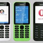 Nokia 215 – cel mai ieftin telefon cu Facebook, Twitter și Opera