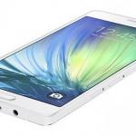 Samsung Galaxy A7 – carcasă metalică de doar 6,3 milimetri