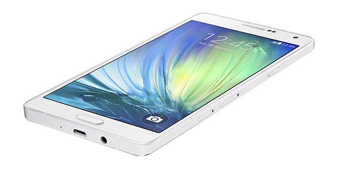 Galaxy A7 alb
