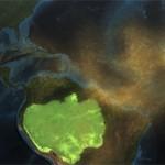 Nisipul Saharei fertilizează selva Amazoniană