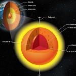 Nucleul intern al Pământului ar avea un miez diferit
