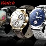 Huawei Watch costă cât Apple Watch