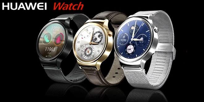 Huawei Watch pret
