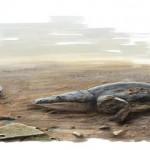 Metoposaurus algarvensis – salamandră de mărimea unui crocodil