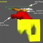 Supervulcanul Yellowstone ar putea umple Marele Canion de aproape 14 ori