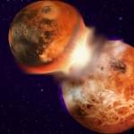 Planeta Theia ar fi fost similară Pământului
