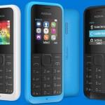 Noul Nokia 105 este și Dual SIM