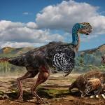 Huanansaurus ganzhouensis, un nou dinozaur cu creastă și pene