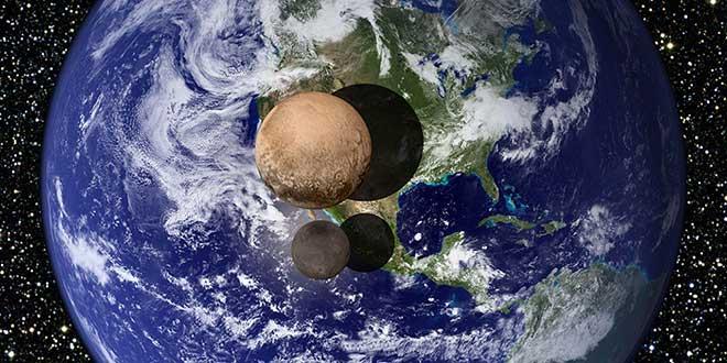 Pluto și Charon