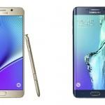Galaxy Note 5 și Galaxy S6 edge plus – prețuri în România