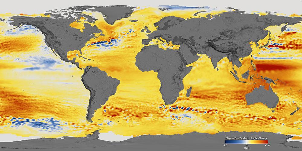 nivelul mărilor