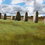 Durrington Walls – un superhenge de 4500 ani în Wiltshire