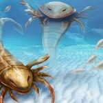 Pentecopterus decorahensis – un scorpion de mare foarte mare