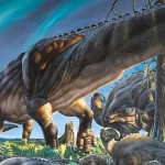 Ugrunaaluk kuukpikensis – un hadrozaur polar