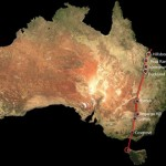 Cosgrove – cel mai lung lanț vulcanic continental