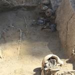 Mormânt samnit descoperit la Pompeii