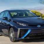 Toyota Mirai ajunge în Europa