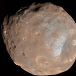 Phobos s-ar transforma în inelul lui Marte