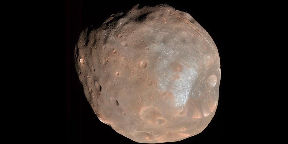 satelit Marte