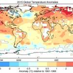 2015 – cel mai fierbinte an de până acum