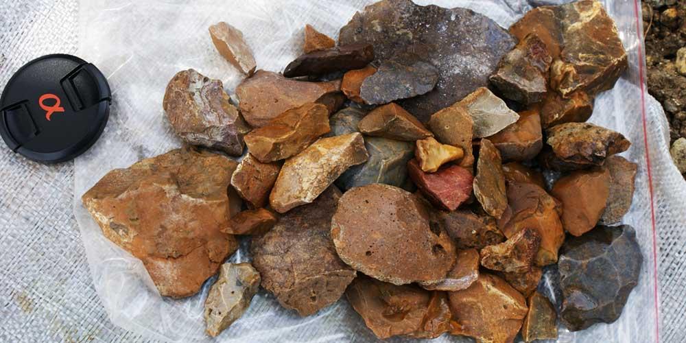 unelte de piatra