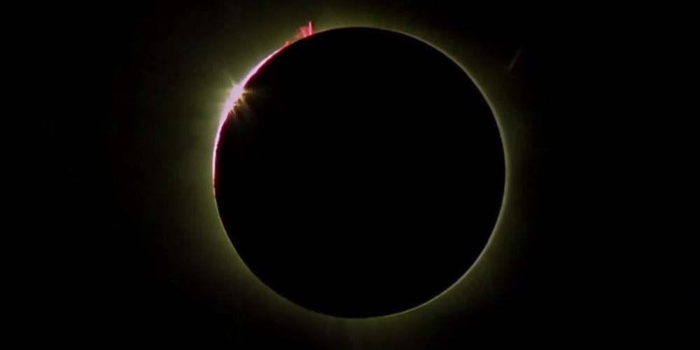 Eclipsa totală de Soare 2016