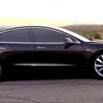 Tesla Model 3 – jumătate de preț, dublu autonomie