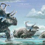 Spiclypeus shipporum și Machairoceratops cronusi – dinozauri cu coarne deosebite
