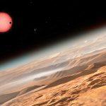 TRAPPIST-1 are trei planete similare Pământului