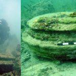 """""""Orașul pierdut"""" submarin din Zakynthos este o formațiune geologică"""