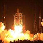 Prima lansare Long March 5, cea mai puternică rachetă a Chinei (video)