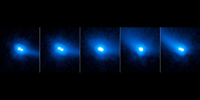 cometa binara